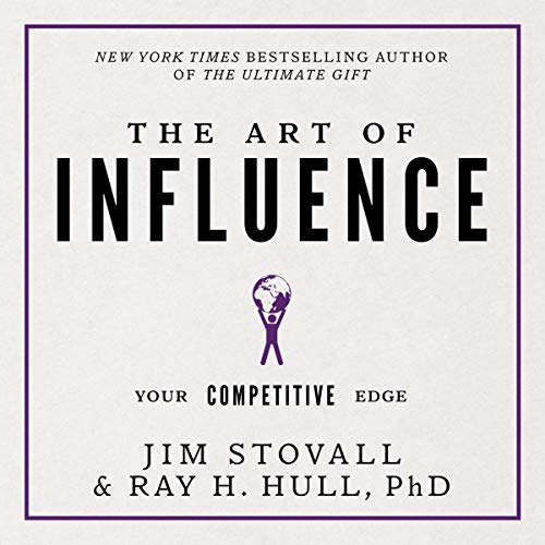The Art of Influence: Your Competitive Edge (Your Competitive Edge Series)  By  cover art
