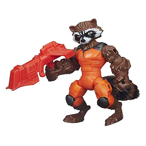 Marvel Super Hero Mashers Rocket Raccoon Figure