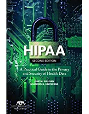 Hipaa: A Practical Guide to the Privacy and Security of Health Data