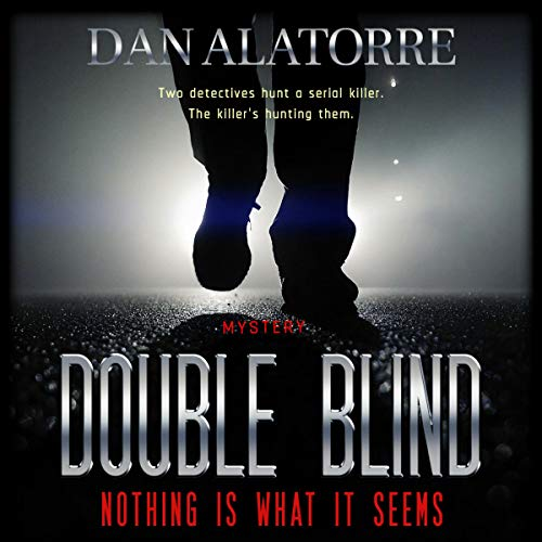 Double Blind  By  cover art