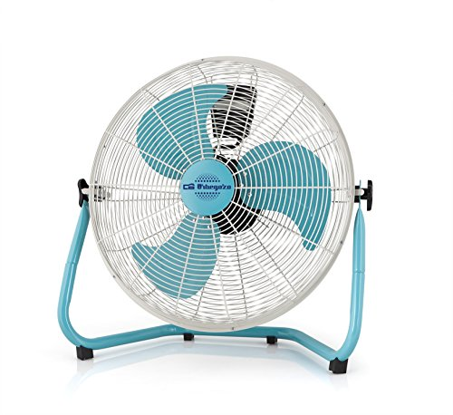 Orbegozo PW 1546 Ventilador industrial Power Fan, 135 W, Azul y Blanco