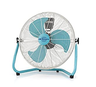Orbegozo PW 1546 Ventilador Industrial Power Fan, 135 W, Azul y Blanco