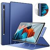 ZtotopCase Funda para Samsung Galaxy Tab S7 2020, con Soporte para S Pen, Contraportada Magnética...