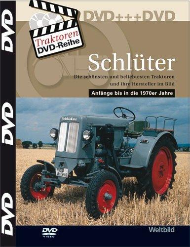Schlüter - Weltbild Traktor DVD - Traktoren-Reihe