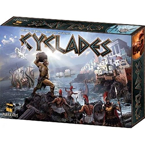 Kyklades (Cyclades) (engl.)