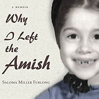 Why I Left the Amish: A Memoir cover art
