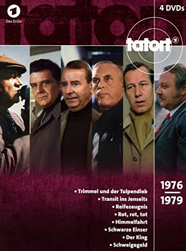 Tatort;(3)Klassiker 70er Box(1976-1979) [4 DVDs]