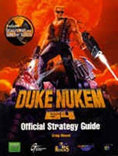 Duke Nukem 64: Official strategy guide