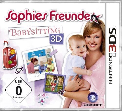 Sophies Freunde - Babysitting 3D [Importación Alemana]