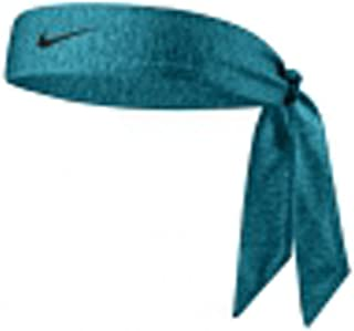 NIKE Dri-FIT Skinny Head Tie Wrap (Teal)