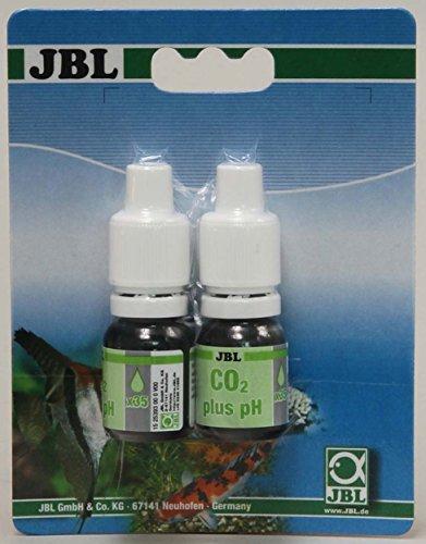 JBL 2539300Recambio para determinación a largo plazo de la ácido/contenido de dióxido de carbono en acuarios de agua dulce, 25393