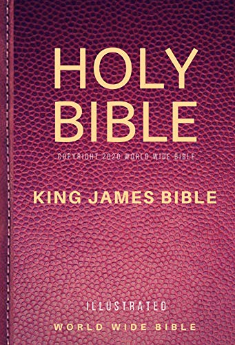 The King James Bible (Illustrated)