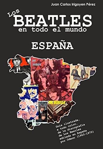 Los Beatles en todo el mundo: España