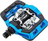 DMR V-Twin Pedals Blue, One Size