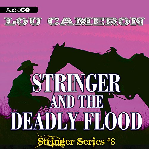 Stringer and the Deadly Flood audiobook cover art