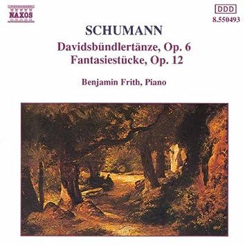 Schumann, R.: Davidsbundlertanze, Op. 6 / 8 Fantasiestucke, Op. 12