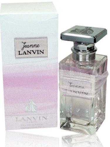 Lanvin - Jeanne de mujer con correa - agua de perfume placa para puerta aerosol para manchas en paredes 50 ml