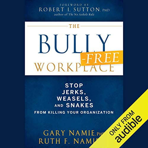 The Bully-Free Workplace copertina