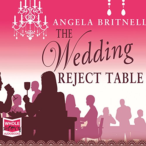 The Wedding Reject Table audiobook cover art