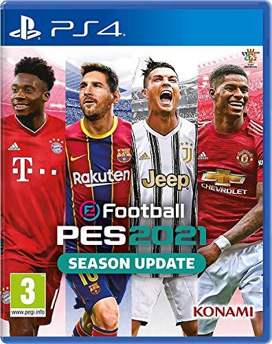Efootball Pes 2021: Season Update PS4