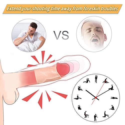 2 Pieces of Soft Silicone Support Circle, Male Orthopedist pḔ-nî-s cṎ-ck Ḋî-ck pḔ-nn-îs slḔ-Ḕ-vḔ Ḕx-tḔ-nsî-Ṏn Ḕx-tḔn-ḊḔ-r vî-br-à-tîn-g sî-lî-cṎ-nḔ str-Ḕt-c-hḔr f-Ṏr m-àn