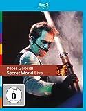 Bluray Musik Charts Platz 10: Peter Gabriel - Secret World [Blu-ray]