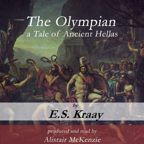The Olympian audiobook cover art