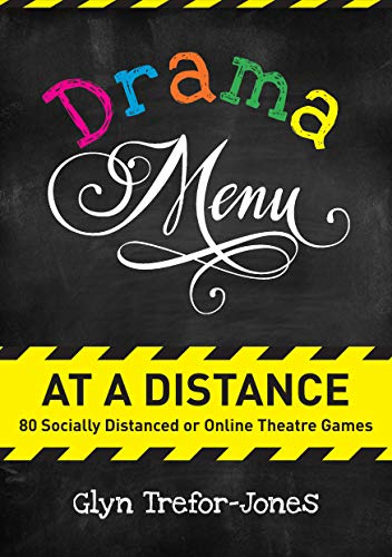 Compare Textbook Prices for Drama Menu at a Distance: 80 Socially Distanced or Online Theatre Games  ISBN 9781848429796 by Trefor-Jones, Glyn