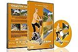Balades en Vélo Virtuelles – Pyrénées d'Espagne pour exercices en intérieur,...