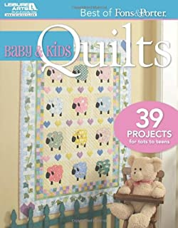 fons and porter baby quilts