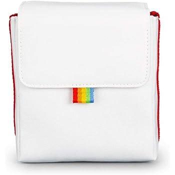 Polaroid 6057 Box Camera Bag White Camera Photo