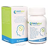 Eudeamon NAD Plus for Mental Performance | Supplement Your Diet | 90 Tablets | Suitable for Vegetarians