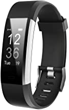 Letsfit Fitness Tracker HR, Activity Tracker Watch with Heart Rate Monitor, IP67 Water Standard Smart Bracelet with Calorie Counter Pedometer Watch for Kids Women Men