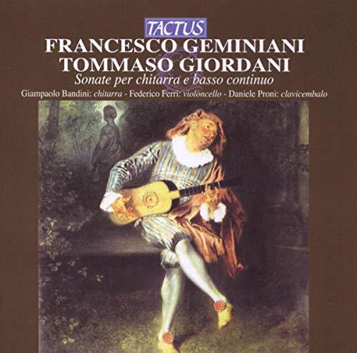 Sonaten Für Gitarre und B.C.