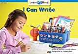 I Can Write (Learn to Read)