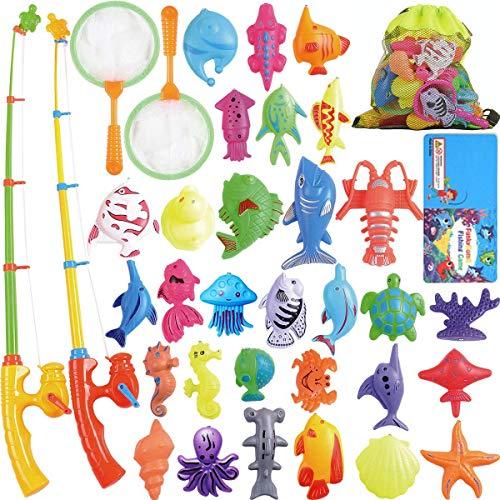 CozyBomB Magnetic Fishing Pool Toys Game...