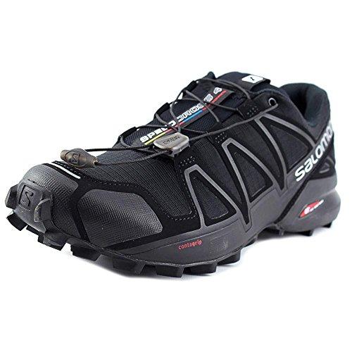 Salomon Herren Speedcross 4, Synthetik/Textil, Trailrunning-Schuhe