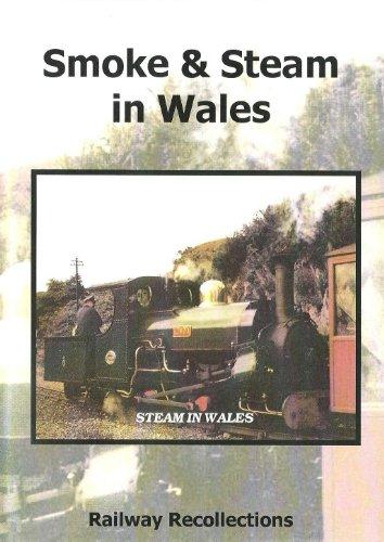 Smoke & Steam - In Wales Dvd