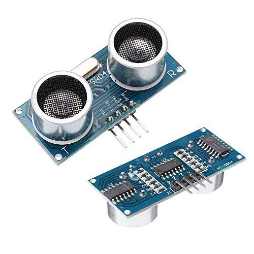 LTH-GD Relais Module supersonique HC-SR04 Distance mesurant Les transducteurs de transducteurs Capteur DC 5 2-450cm commutateur de Relais WiFi