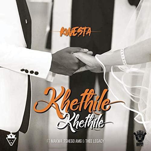 Kwesta feat. Makwa, Tshego AMG & Thee Legacy