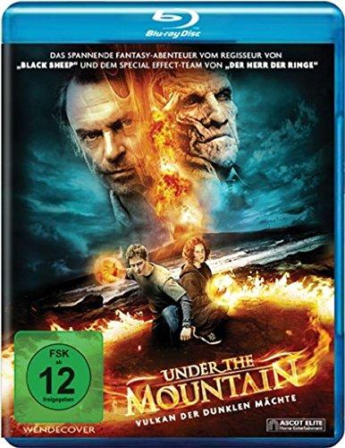 Under the Mountain - Vulkan der dunklen Mächte (Blu-ray)