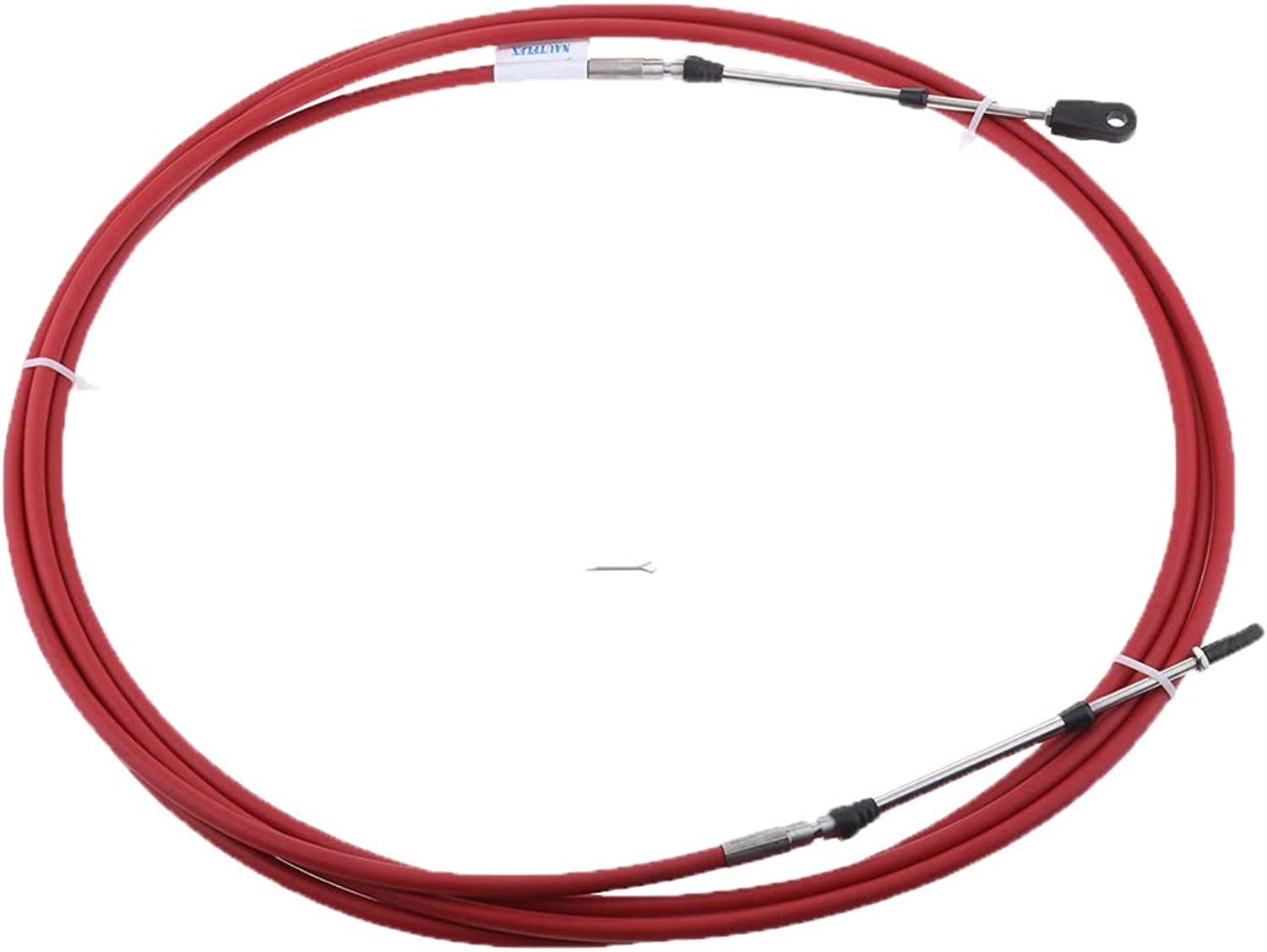 MagiDeal Universal Thredtle Cable Red for Marine Boat Motor Outboard Control Lever