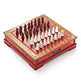 Juego de ajedrez de madera Juegos de mesa de ajedrez for adultos...