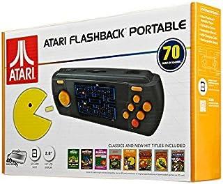 Atari Flashback Portable Game Player Black/Orange
