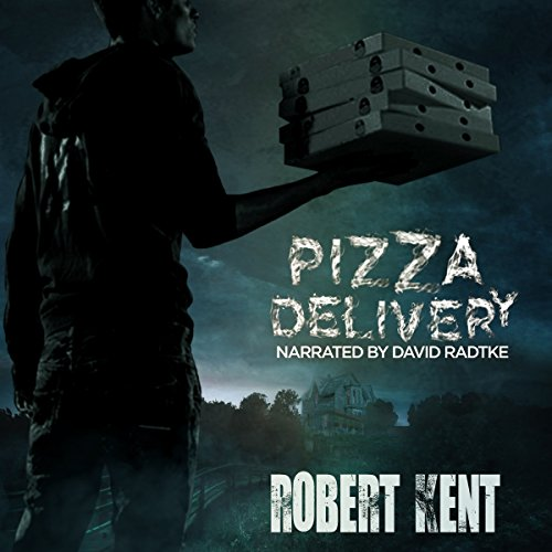 Pizza Delivery audiobook cover art