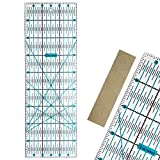 Not Overpriced: Quilting Ruler 6' x 18' Inch. Clear and Accurate HD Design. for Quilt´s Sewing Template Rotary Cutter. by Vallenwood!…