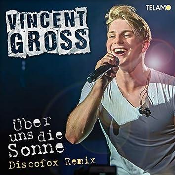 Über uns die Sonne (Discofox Remix)