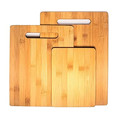 100% Organic Bamboo Cutting Boards. No Plastic. No Petrochemicals. No Varnishes. Just Pure Raw 100% Organic Bamboo.