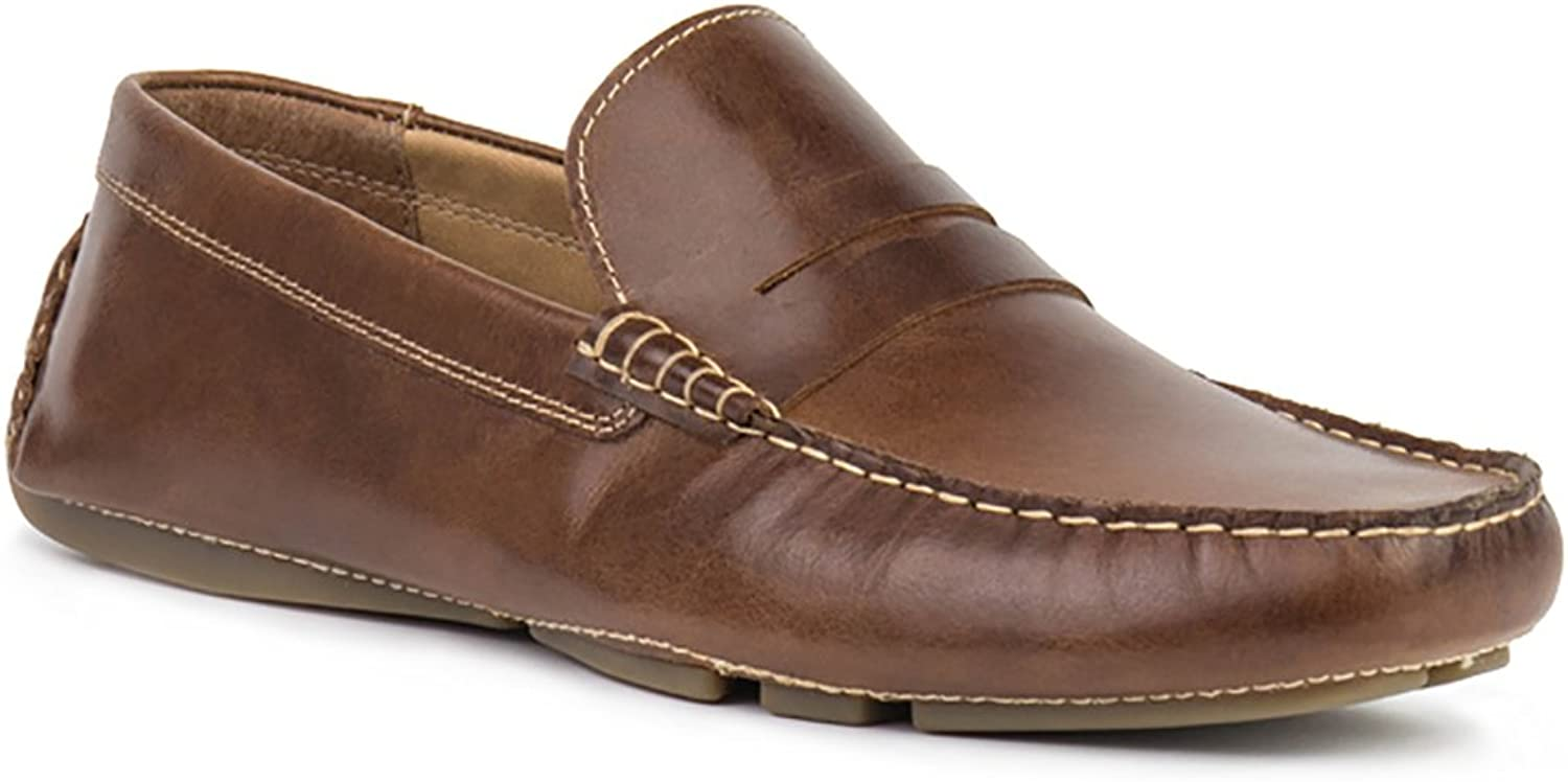 Crevo Mens Murphy Driving Style Loafer