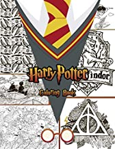 Harry Potter Coloring Book: Fun Coloring Pages Featuring Your Favorite